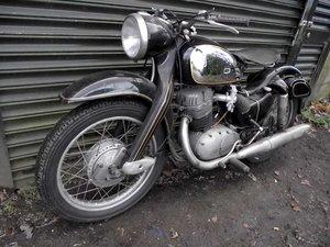 1958 NSU 301 OSB Max