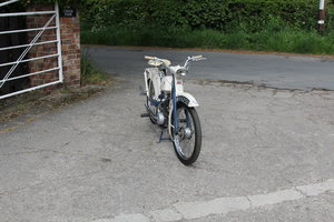 NSU Quickly Moped, Lovely Condition, Low Mileage