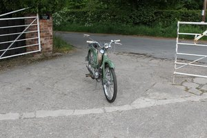 1959 NSU Quickly Moped, Immaculate Example, 2 previous owners SOLD