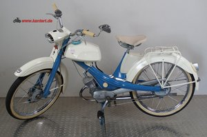 1966 NSU Quickly S 23, 49 cc, 2 hp