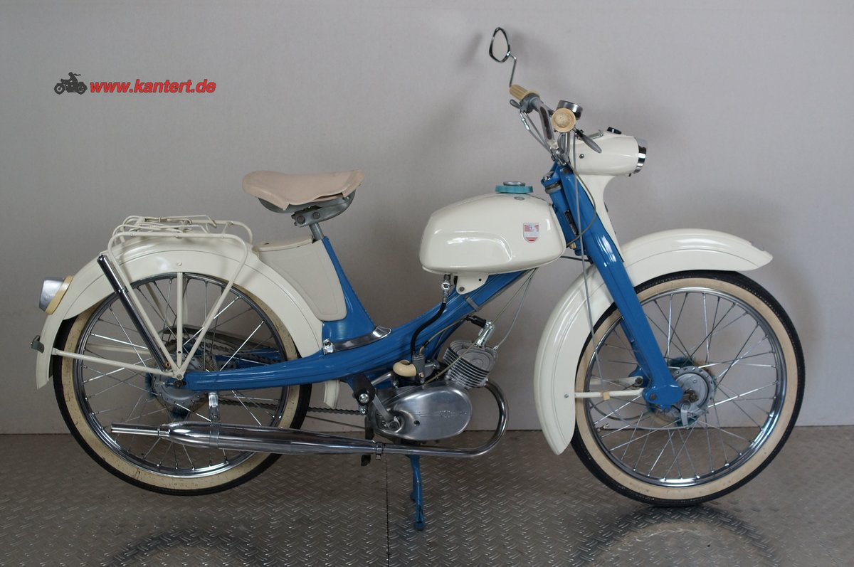 1966 NSU Quickly S 23, 49 cc, 2 hp For Sale (picture 2 of 6)