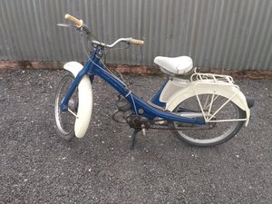 1965 NSU Quickly Moped 2 speed