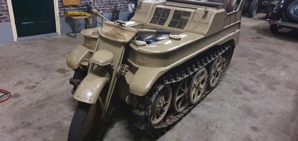 1943 Kettenkrad, NSU Kettenkrad, NSU,  For Sale (picture 2 of 6)