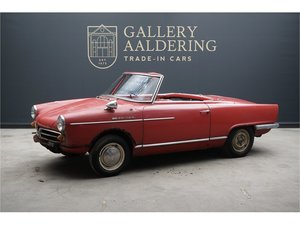 1966 NSU Spider Wankel Project For Sale