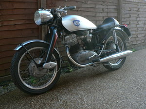 NSU Max Special. Built to race. Tax.MoT exemp