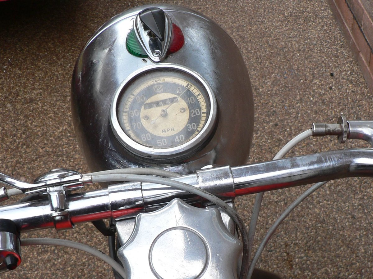 1955 NSU Max Special. Built to race. Tax.MoT exemp For Sale (picture 4 of 6)