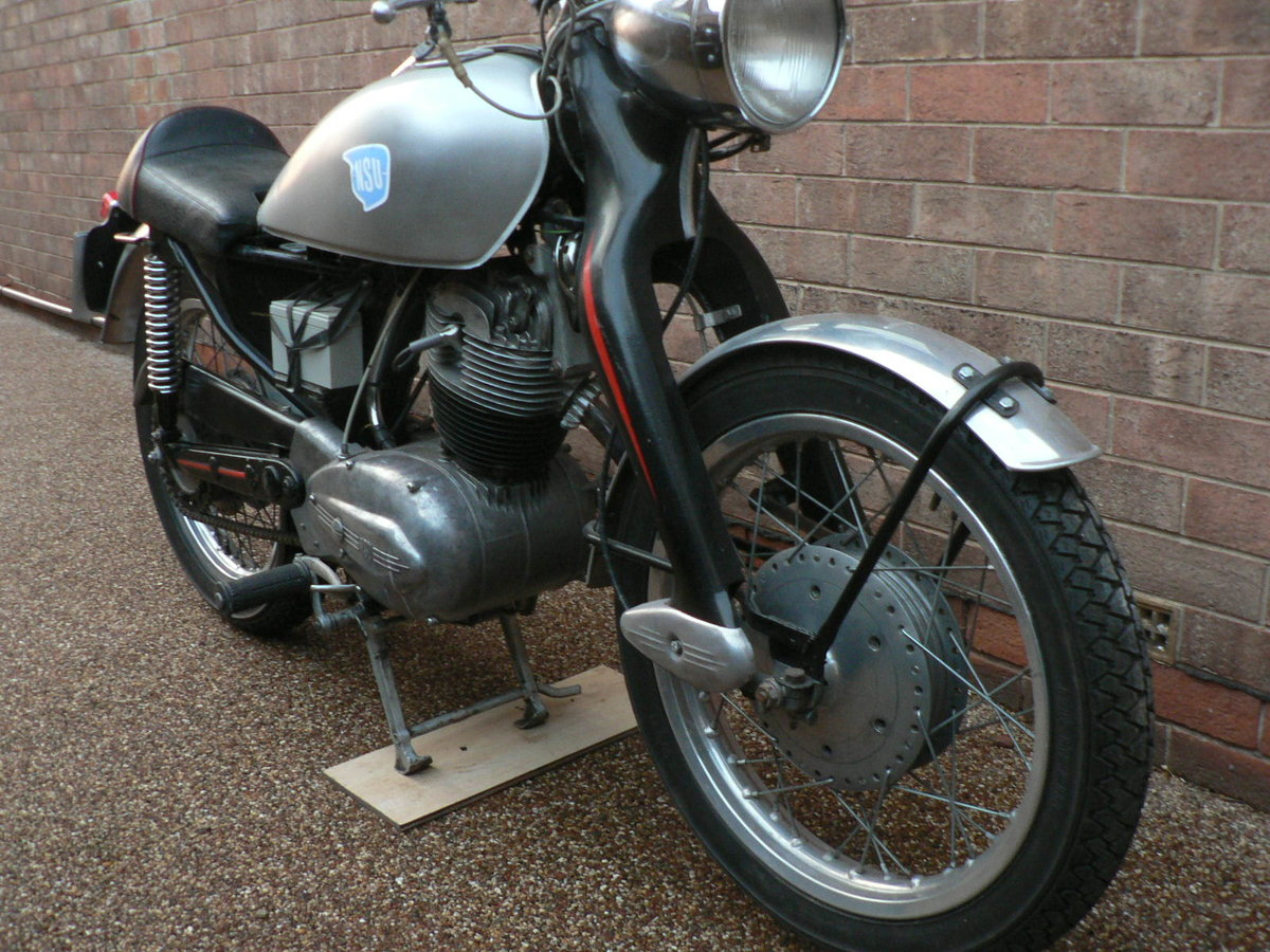 1955 NSU Max Special. Built to race. Tax.MoT exemp For Sale (picture 6 of 6)