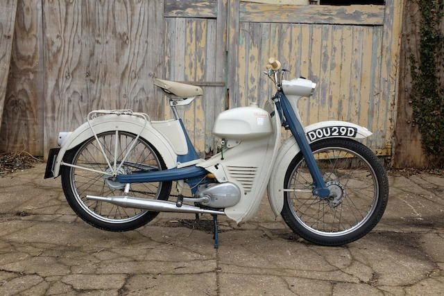 1965 NSU QUICKLY 49CC 23 (LOT 305) SOLD by Auction (picture 1 of 1)