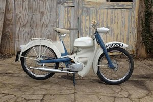 1965 NSU QUICKLY 49CC 23 (LOT 305)