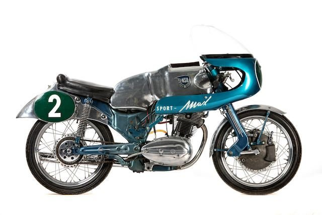 1954 NSU 247CC SPORTMAX GRAND PRIX RACING MOTORCYCLE  SOLD by Auction (picture 1 of 1)