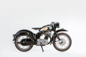 C.1957 NSU 247CC SUPERMAX (LOT 614) For Sale by Auction