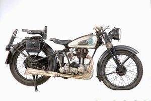 1949 NSU 251 OSL (LOT 623) For Sale by Auction