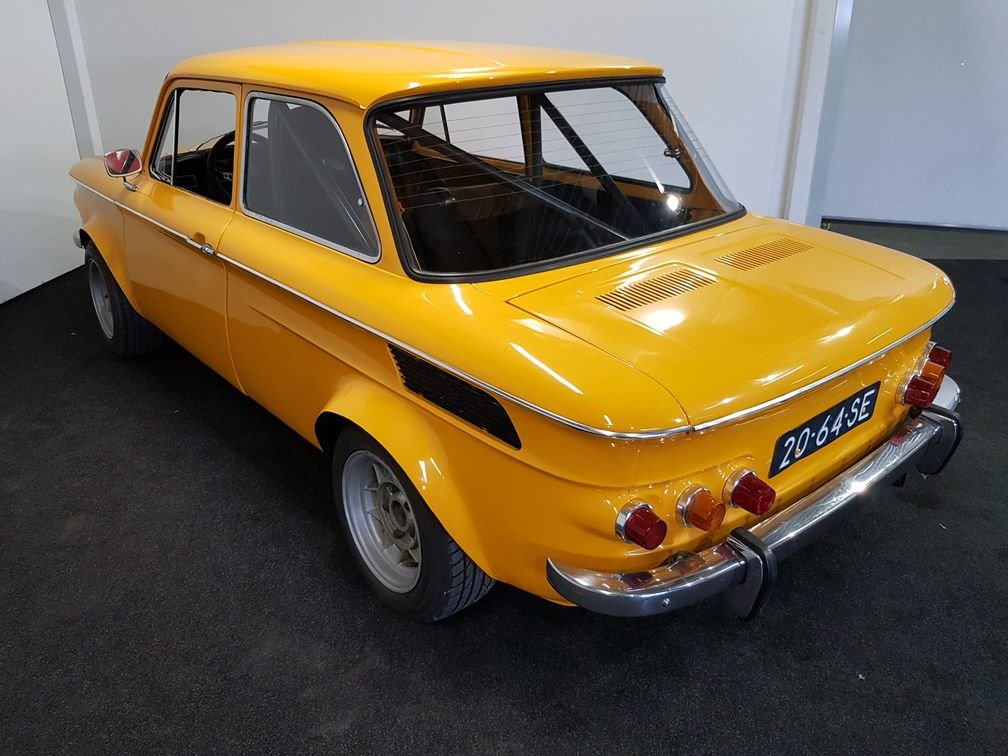 NSU TT 1972 very rare For Sale (picture 5 of 6)
