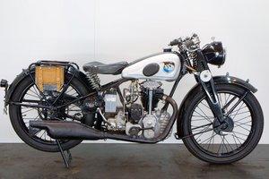 1936 NSU 201 OSL  200cc 1 cyl ohv