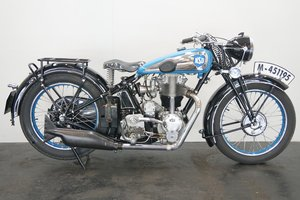 Picture of 1938 NSU 351 OSL  350cc 1 cyl ohv