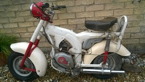 Bitsa monkey bike shed find