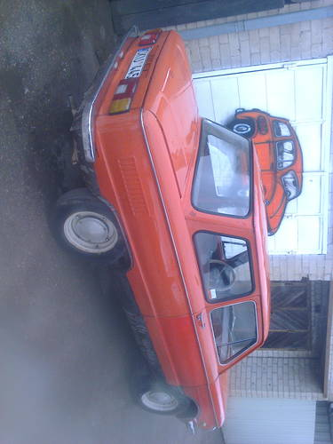 1980 ZAZ SAPO saporozhets 968M for sale For Sale (picture 3 of 6)