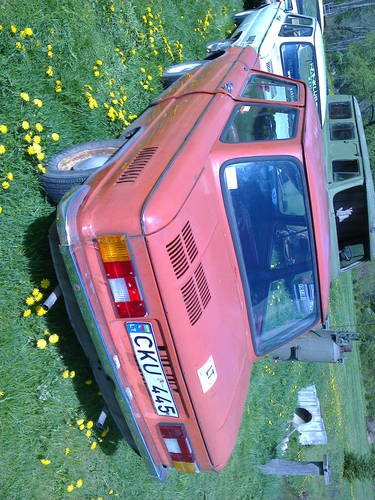 1980 ZAZ SAPO saporozhets 968M for sale For Sale (picture 5 of 6)