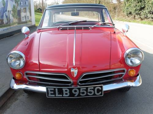 1965 NSU Wankel Spider £76000 Restoration RHD H&S Tops Exceptiona For Sale (picture 3 of 6)
