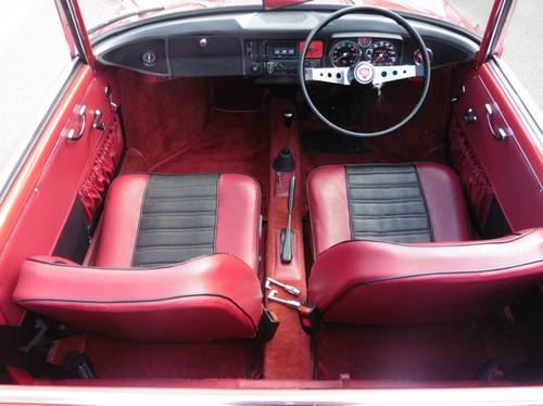 1965 NSU Wankel Spider £76000 Restoration RHD H&S Tops Exceptiona For Sale (picture 5 of 6)