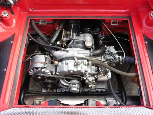 1965 NSU Wankel Spider £76000 Restoration RHD H&S Tops Exceptiona For Sale (picture 6 of 6)