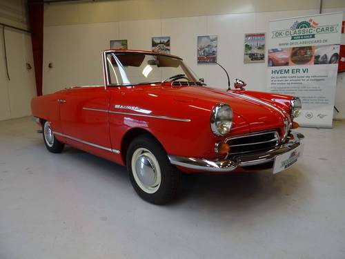 1965 NSU Wankel Spider  For Sale (picture 1 of 6)