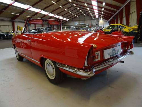 1965 NSU Wankel Spider  SOLD (picture 3 of 6)