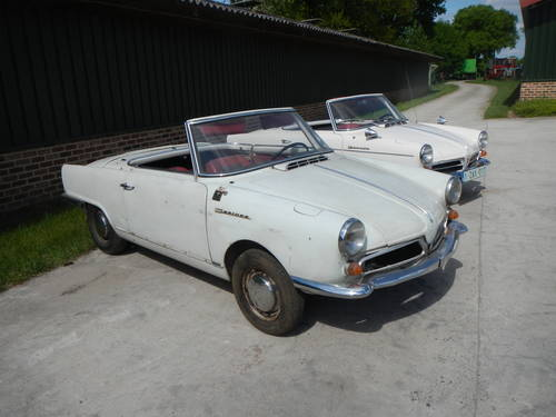 1964 NSU Wankel Spider For Sale (picture 1 of 6)