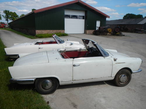 1964 NSU Wankel Spider For Sale (picture 2 of 6)