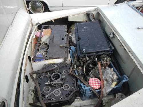 1964 NSU Wankel Spider For Sale (picture 4 of 6)