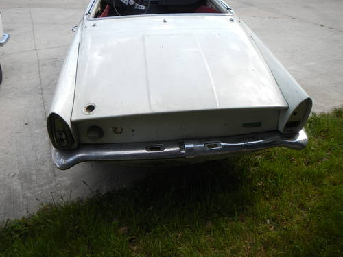 1964 NSU Wankel Spider For Sale (picture 5 of 6)