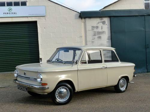 1970 NSU Prinz 4Luxe microcar, New price SOLD (picture 1 of 6)