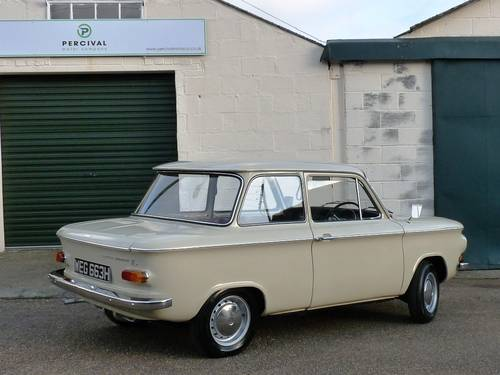 1970 NSU Prinz 4Luxe microcar, New price SOLD (picture 2 of 6)