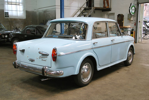1962 NSU Neckar Europa Spezial LHD For Sale (picture 2 of 6)