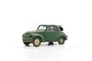 1953 NSU FIAT TOPOLINO 500C CABRIO  for sale by auction For Sale