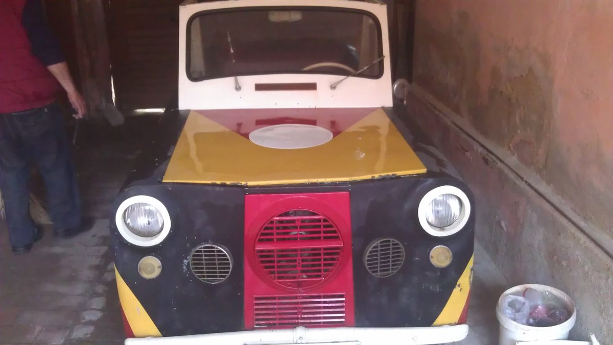1937 NSU Fiat 500 topolino For Sale (picture 1 of 6)