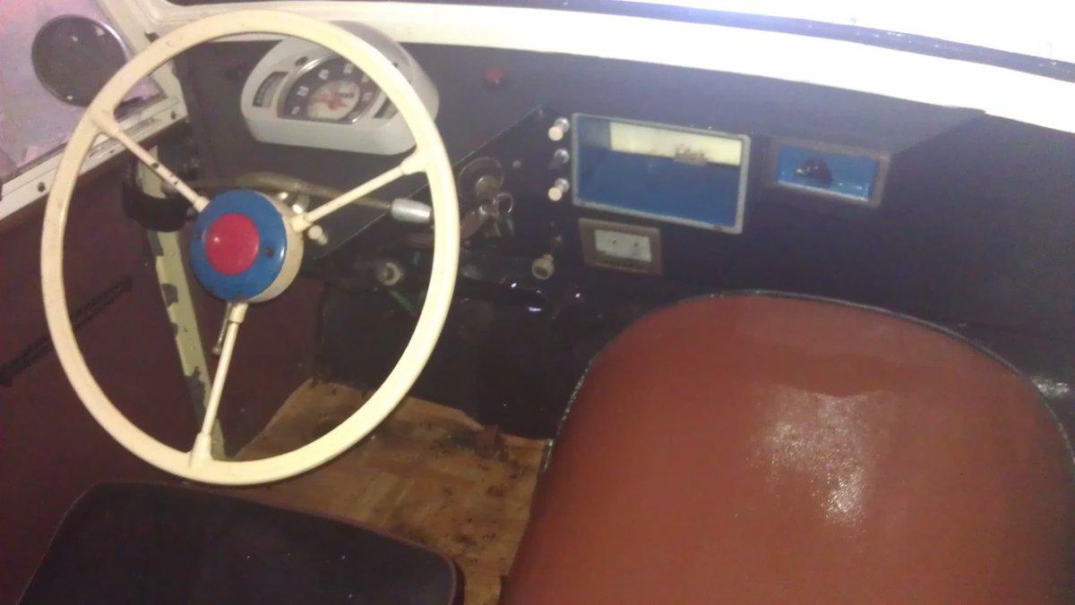 1937 NSU Fiat 500 topolino For Sale (picture 4 of 6)