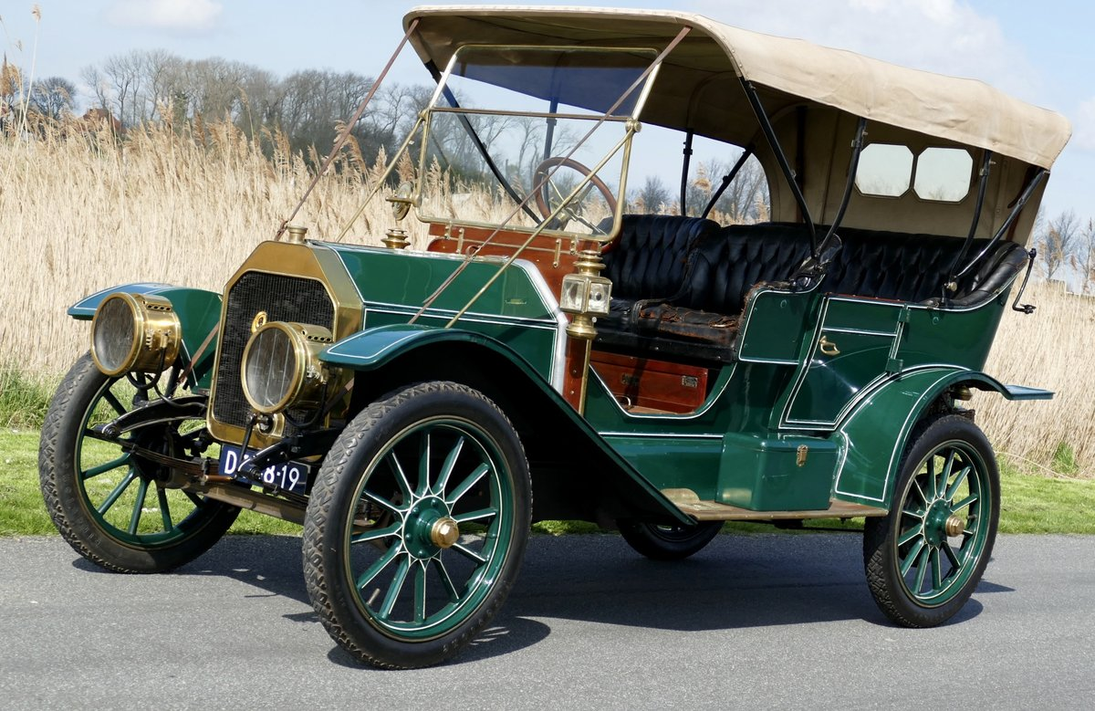 Oakland Model K 40 HP Touring 1910 For Sale (picture 1 of 6)