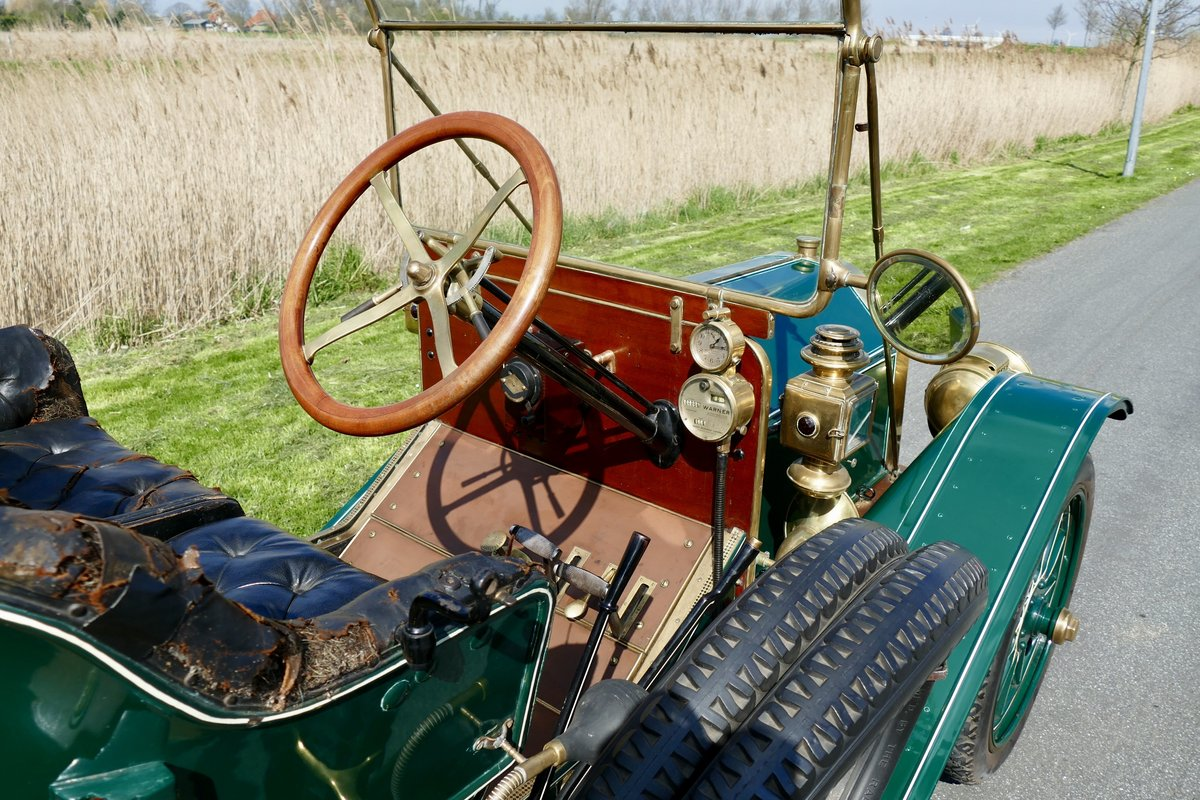 Oakland Model K 40 HP Touring 1910 For Sale (picture 3 of 6)