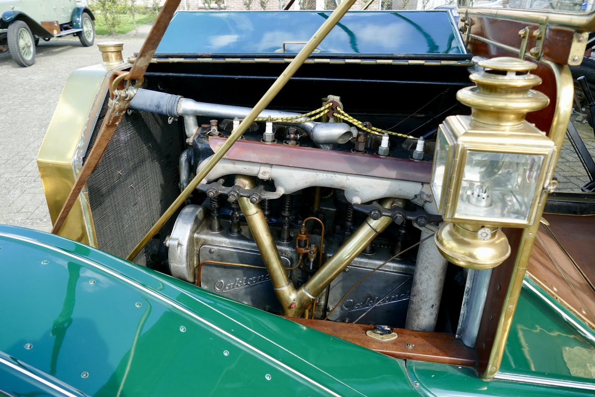 Oakland Model K 40 HP Touring 1910 For Sale (picture 4 of 6)