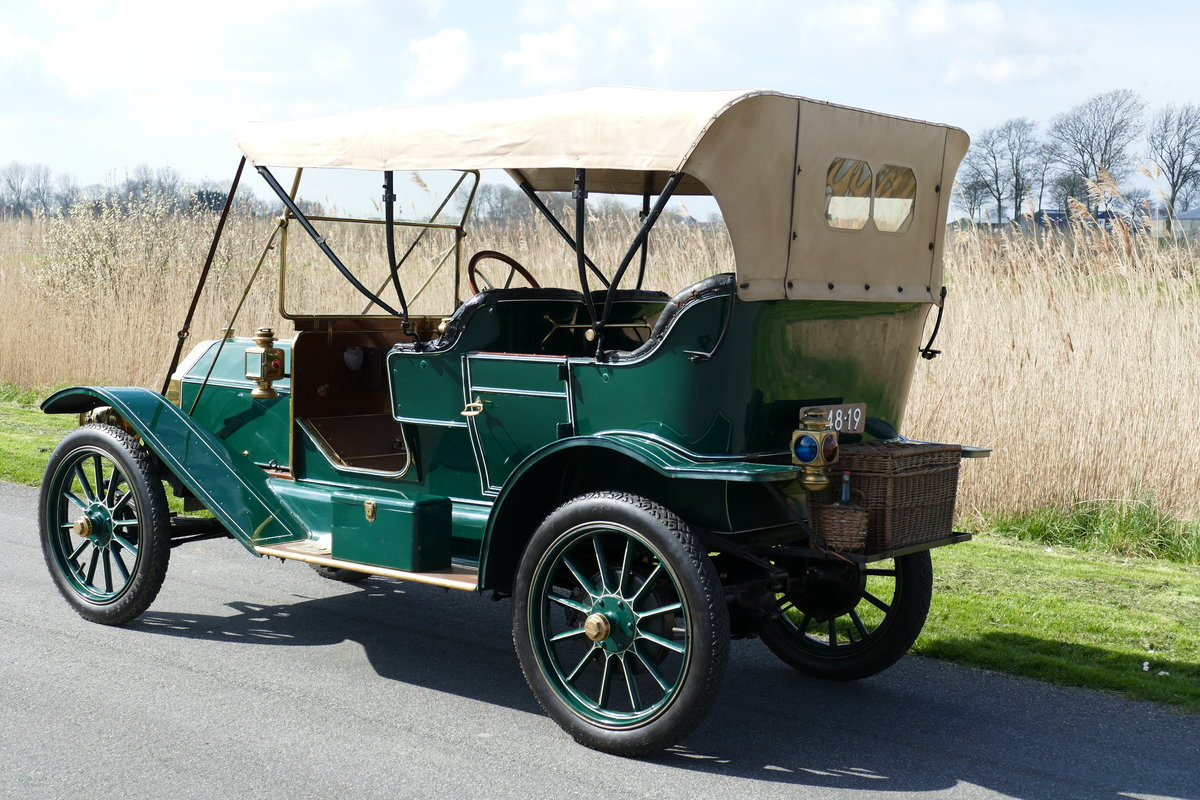 Oakland Model K 40 HP Touring 1910 For Sale (picture 5 of 6)