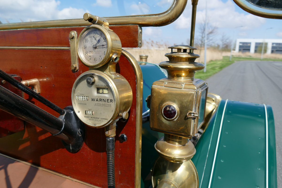 Oakland Model K 40 HP Touring 1910 For Sale (picture 6 of 6)