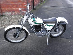 **APRIL AUCTION** Ossa 250 Mick Andrews Replica For Sale by Auction