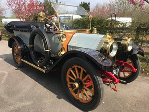 1912 Oakland Model 40 Tourer one of eight known.  For Sale