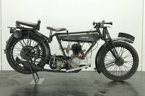 Gnome Rhone Model D 1923 500cc 1 cyl sv For Sale (picture 1 of 6)