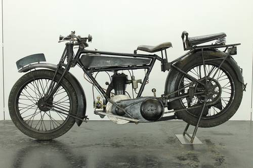 Gnome Rhone Model D 1923 500cc 1 cyl sv For Sale (picture 2 of 6)