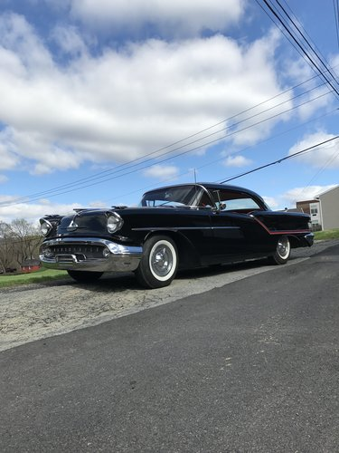 1957 Oldsmobile 88 hardtop coupe  For Sale (picture 1 of 6)
