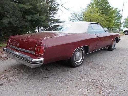 1975 Oldsmobile Delta 88 Royale Convertible For Sale (picture 3 of 6)