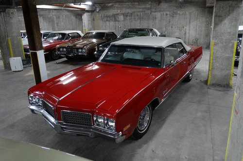 1970 Oldsmobile 98 Convertible, Rocket 455 c.i. For Sale (picture 1 of 6)