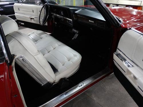 1970 Oldsmobile 98 Convertible, Rocket 455 c i  For Sale